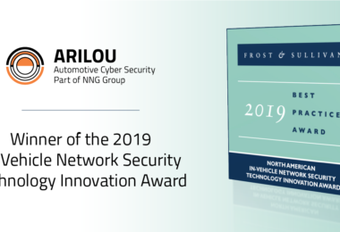 Arilou Cyber Security Win Frost & Sullivan's 2019 Best Practices Award